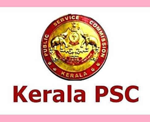 Kerala Psc Questions and Answers